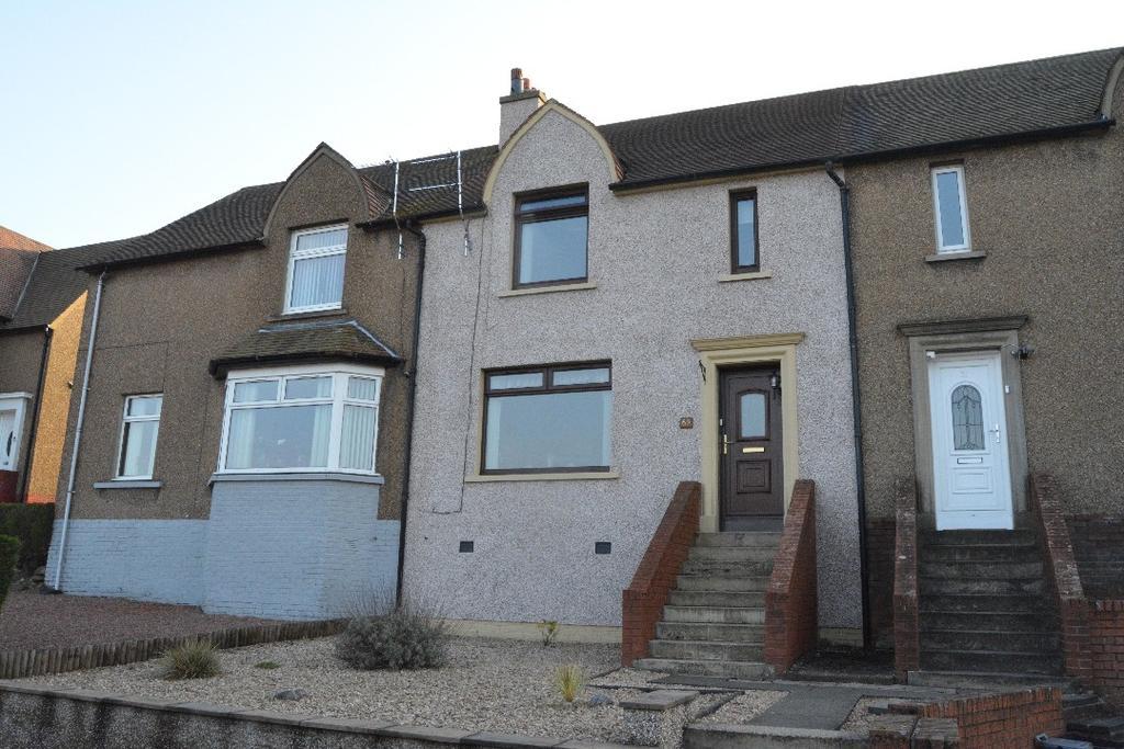 3 Bedrooms Terraced House for sale in Bantaskine Street, Falkirk, Falkirk, FK1 5ES