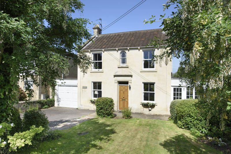 4 Bedrooms Detached House for sale in Middle Lane, Trowbridge