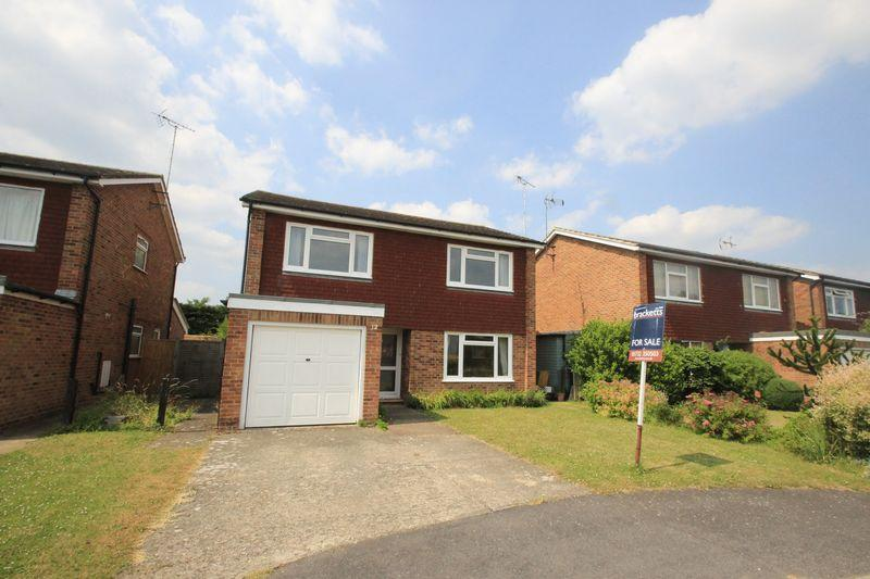 4 Bedrooms Detached House for sale in Strettit Gardens, Tonbridge