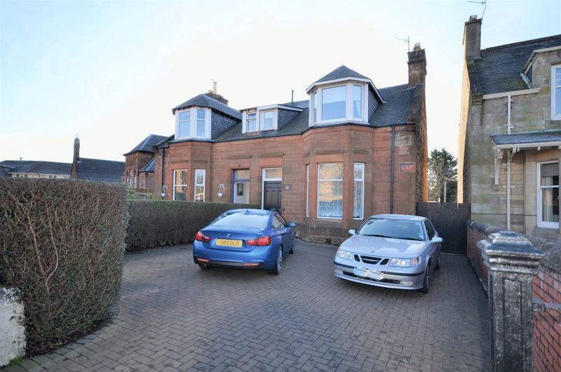5 Bedrooms Semi-detached Villa House for sale in 12 Holmston Road , Ayr , KA7 3BB