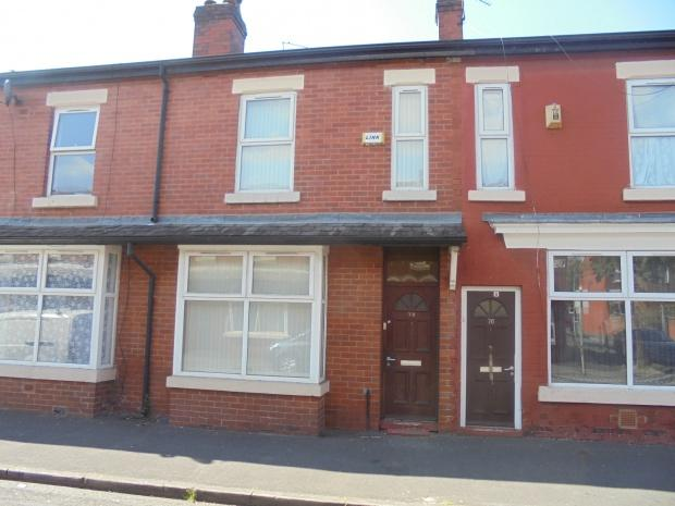 3 Bedrooms Terraced House for sale in Beresford Street Moss Side, Manchester, M14