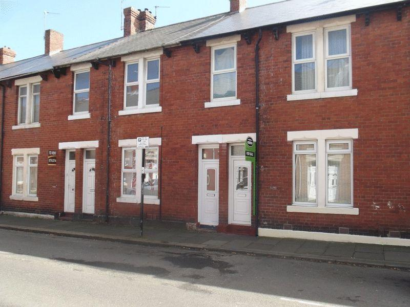 2 Bedrooms Flat for sale in Laurel Street, Wallsend - Two Bedroom Ground Floor Flat
