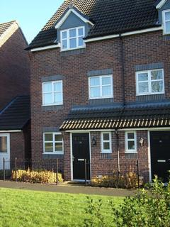 3 bedroom semi-detached house to rent - 50 College Green Walk, Derby