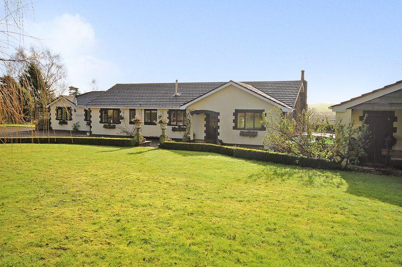 4 Bedrooms Bungalow for sale in Three Ashes, Herefordshire