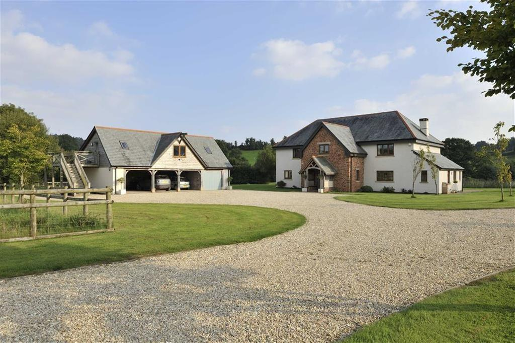 6 Bedrooms Detached House for sale in Ford, Wiveliscombe, Taunton, Somerset, TA4