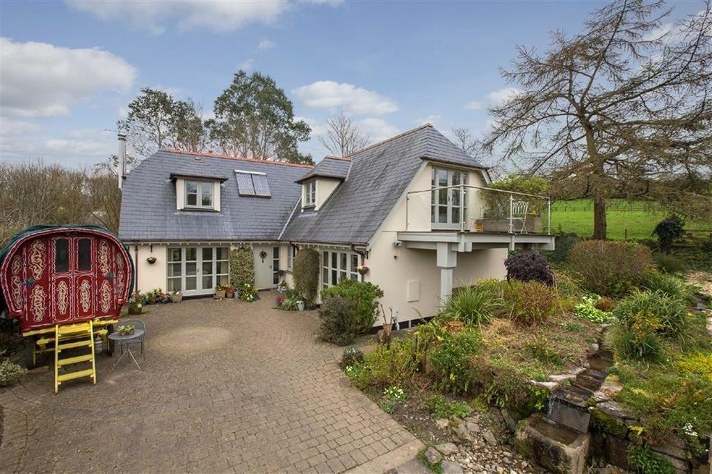 4 Bedrooms Detached House for sale in Diptford, Devon, TQ9