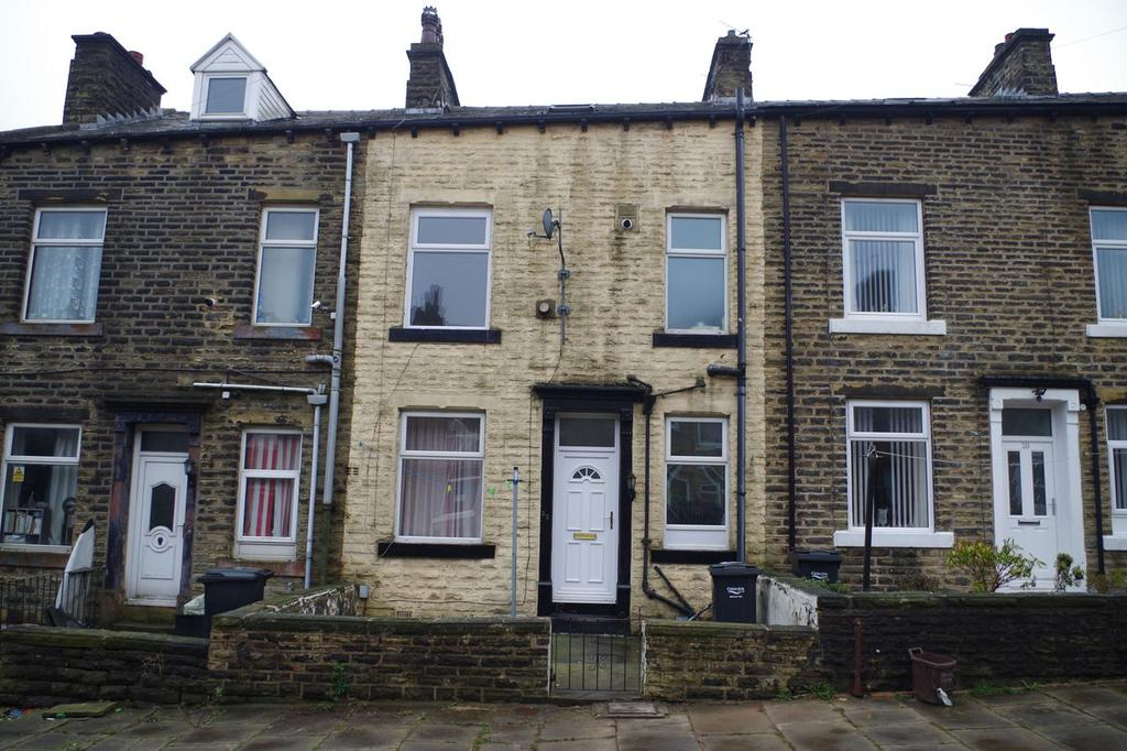 2 Bedrooms Terraced House for sale in Tyson Street, Halifax HX1