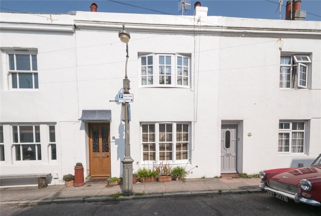 2 Bedrooms Terraced House for sale in Bloomsbury Street, Brighton, BN2