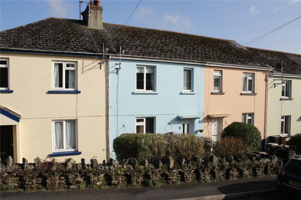 3 Bedrooms Terraced House for sale in New Road, Loddiswell, Kingsbridge, TQ7