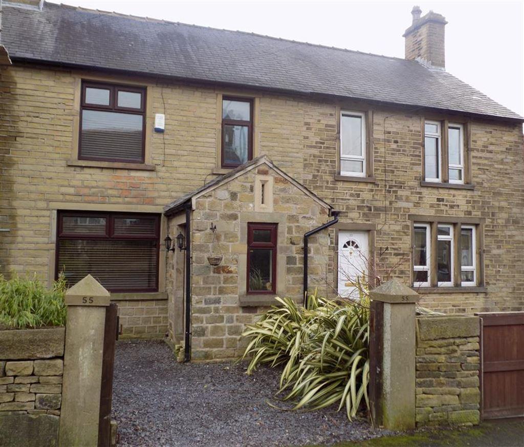 3 Bedrooms Terraced House for sale in Smiths Avenue, Marsh, Huddersfield, HD3
