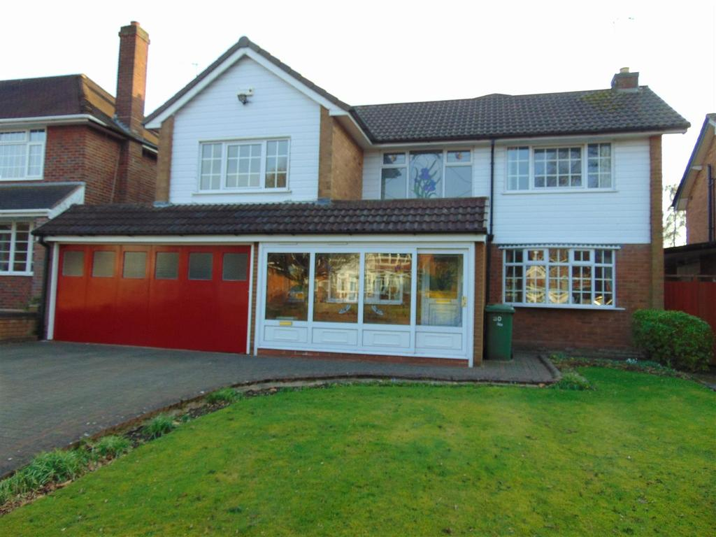 5 Bedrooms Detached House for sale in Lake Avenue, Walsall
