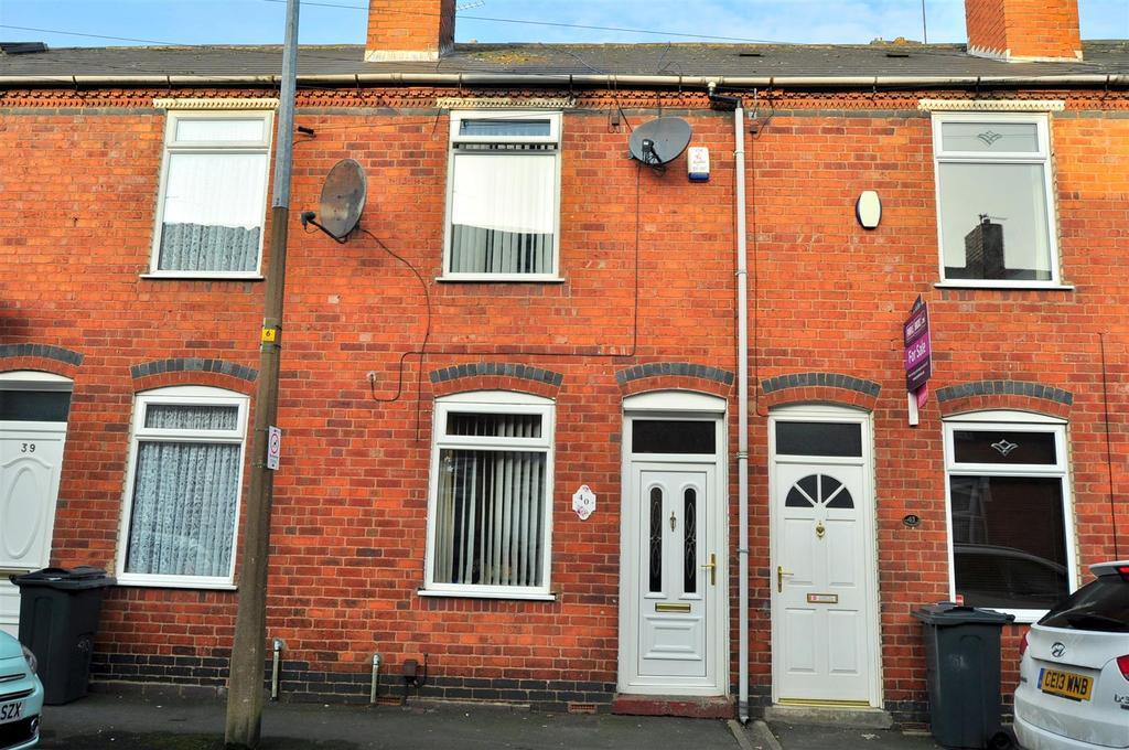 2 Bedrooms Terraced House for sale in John Street, Rowley Regis