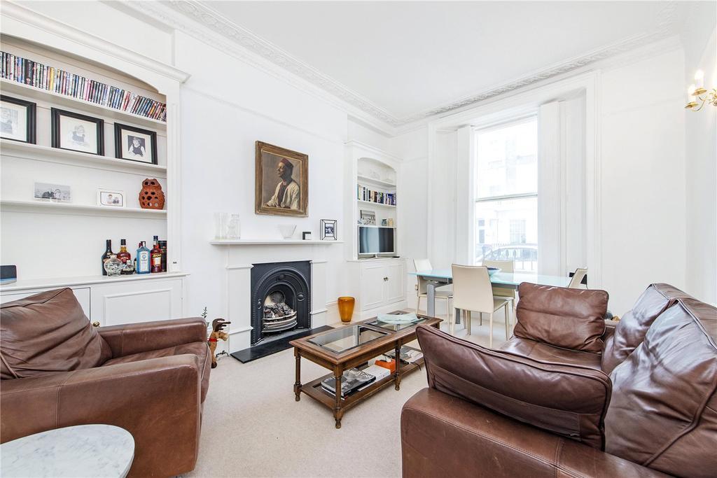 1 Bedroom Flat for sale in Alderney Street, London, SW1V