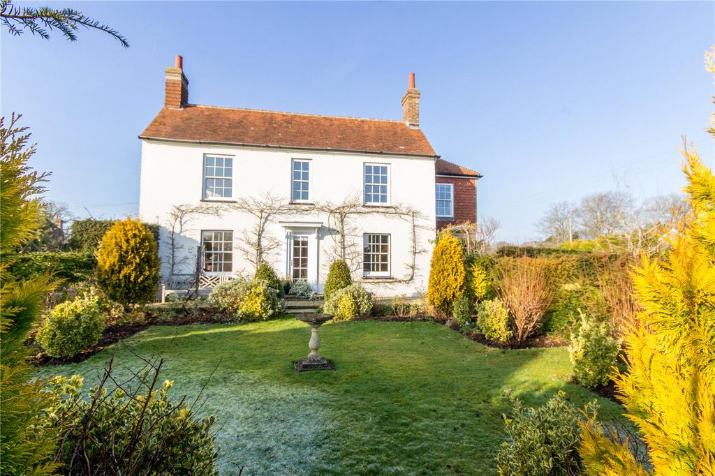 4 Bedrooms Detached House for sale in Turners Green, Heathfield