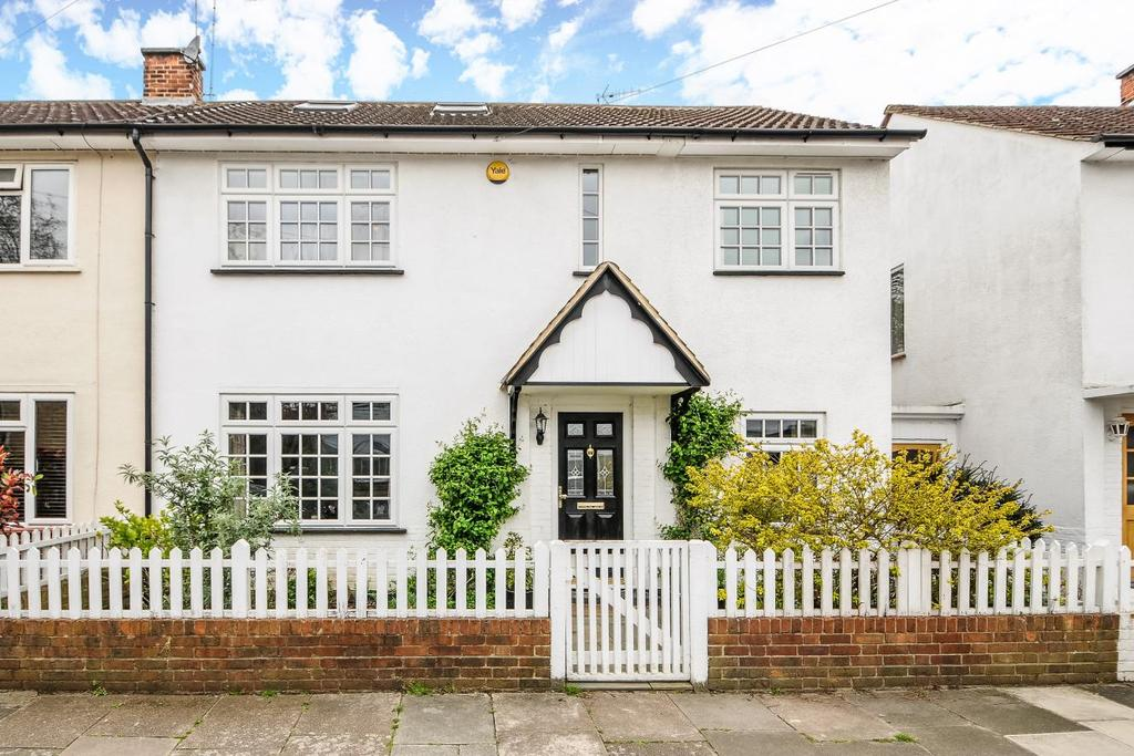 4 Bedrooms Terraced House for sale in Magnolia Road, Chiswick, W4