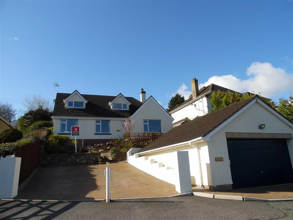 4 Bedrooms Detached House for sale in Old Sticklepath Hill, Sticklepath, Barnstaple, Devon, EX31