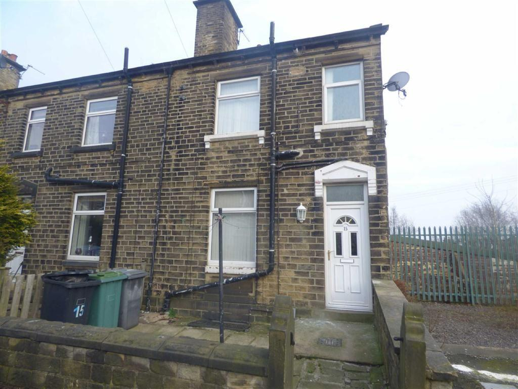 3 Bedrooms Terraced House for sale in Gibson Street, Lindley, HUDDERSFIELD, West Yorkshire, HD3