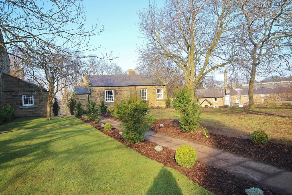 3 Bedrooms Detached House for sale in Wagonway Lodge, Wagonway Road, Alnwick, Northumberland NE66