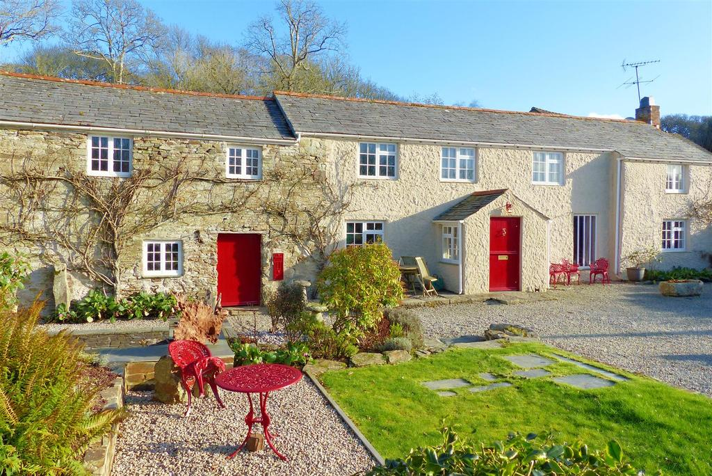 4 Bedrooms Mill Character Property for sale in Ladock, Truro