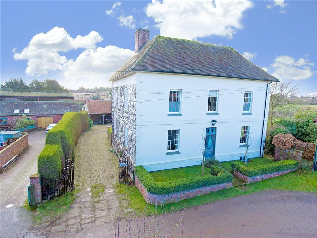 5 Bedrooms Country House Character Property for sale in Bicton Lane, Shrewsbury, Shropshire