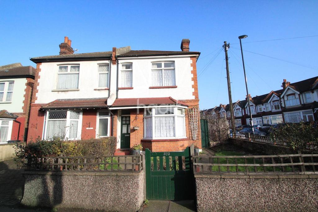 3 Bedrooms End Of Terrace House for sale in Purley Way, CR0 4NW