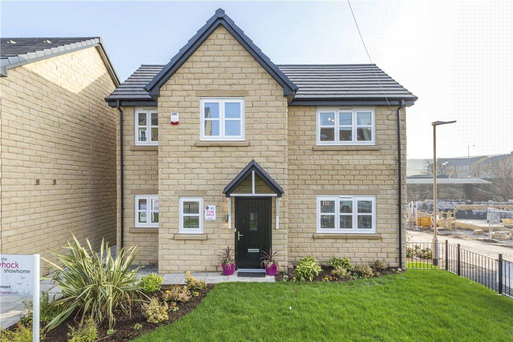3 Bedrooms Detached House for sale in Pennine View , New Road, Denholme, Bradford, West Yorkshire