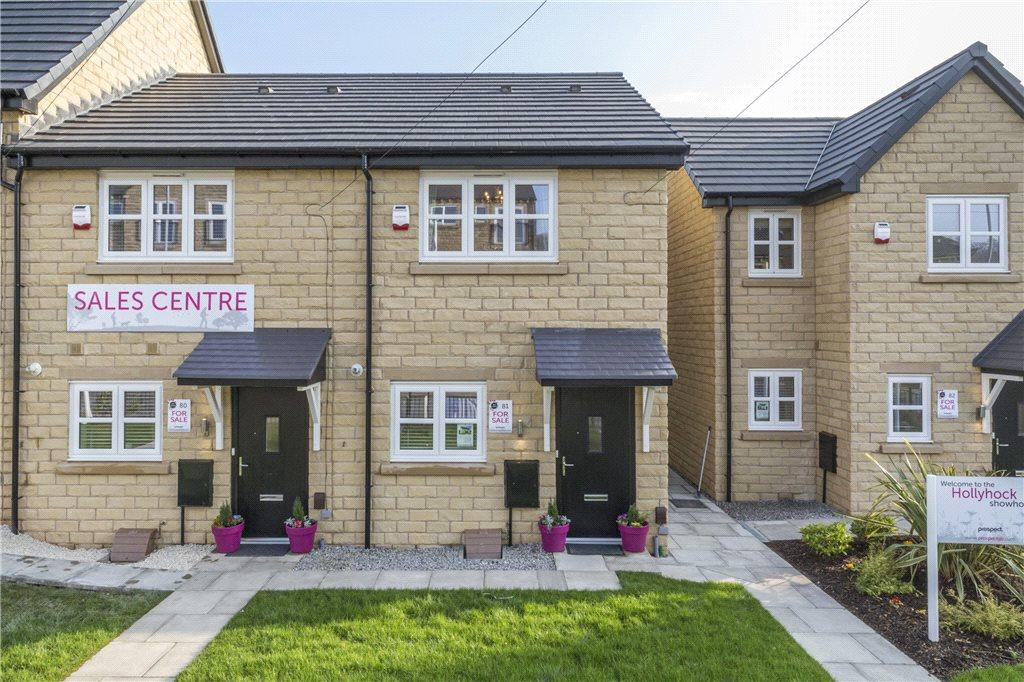 2 Bedrooms Semi Detached House for sale in Pennine View, New Road, Denholme, Bradford, West Yorkshire