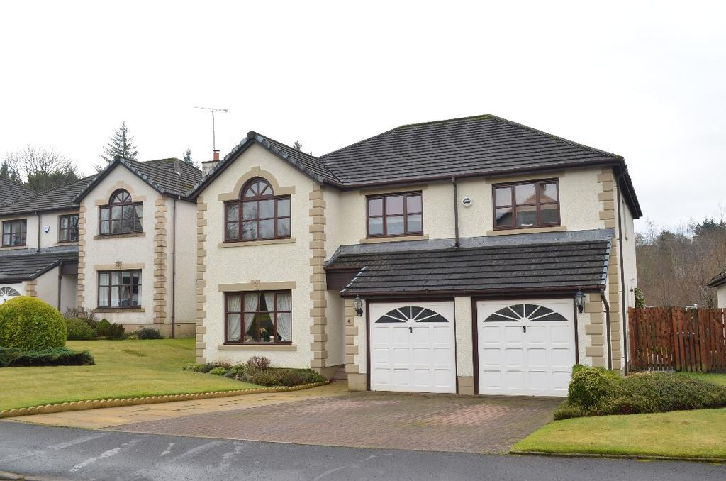 5 Bedrooms Detached Villa House for sale in Newton Place , Newton Mearns , Glasgow, G77 5PG
