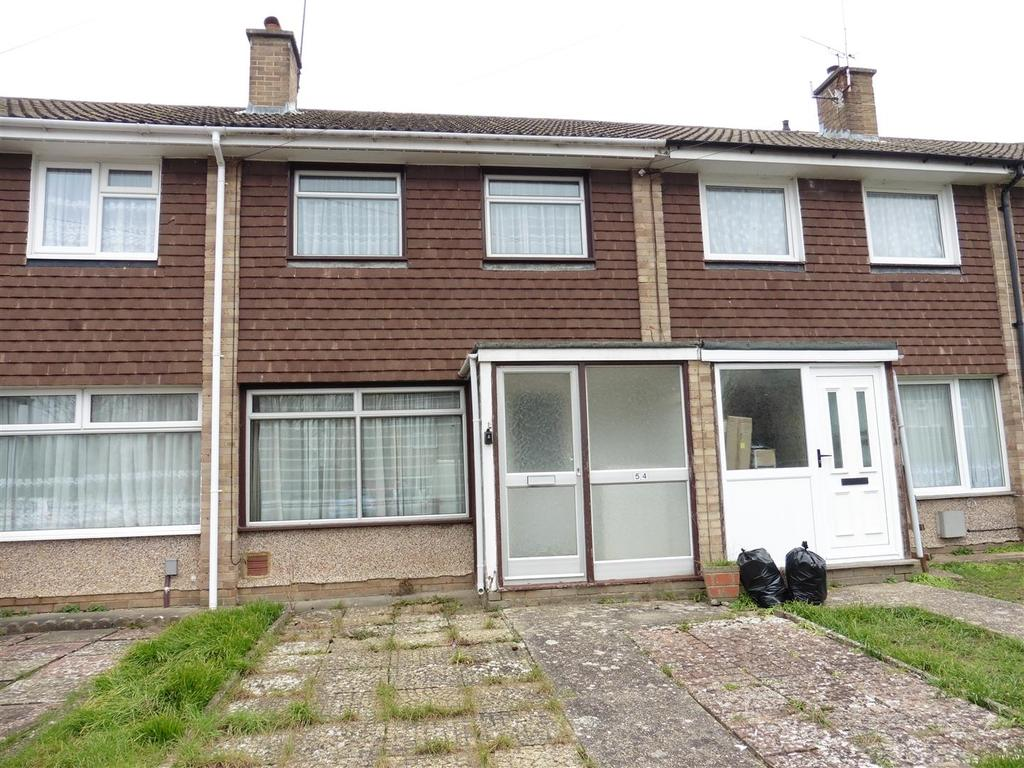 3 Bedrooms Terraced House for sale in Trelleck Road, Reading