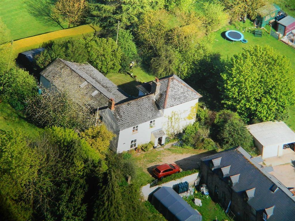 3 Bedrooms Detached House for sale in Canonsleigh, Nr Burlescombe, Tiverton, Devon, EX16