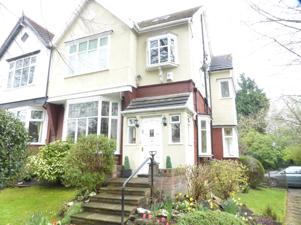 6 Bedrooms Semi Detached House for sale in Park Road, Manchester M8