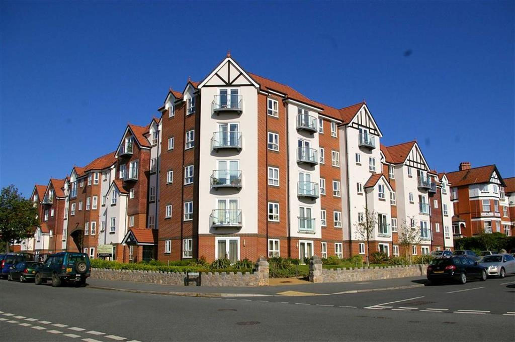 2 Bedrooms Retirement Property for sale in Abbey Road, Rhos On Sea, Colwyn Bay
