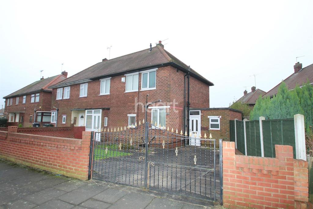 3 Bedrooms Semi Detached House for sale in Coniston Road , Intake