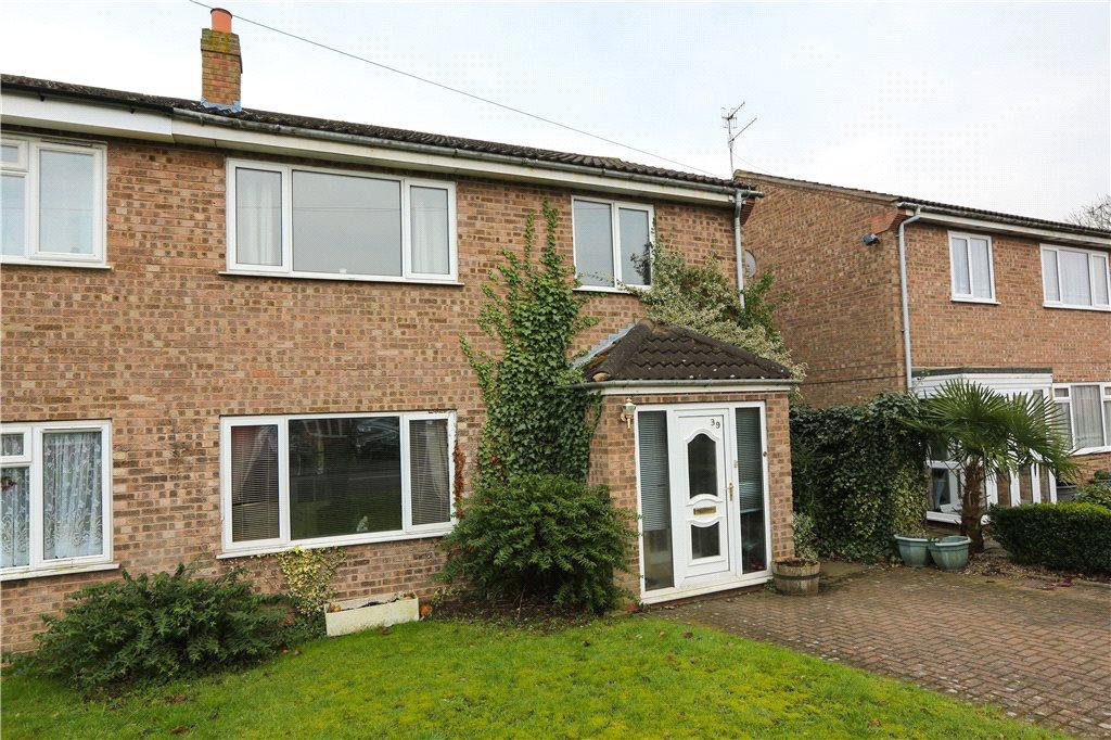 3 Bedrooms Semi Detached House for sale in Willow Road, Bromsgrove, B61