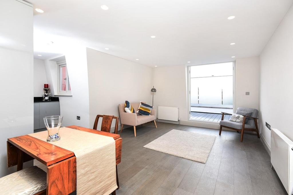 1 Bedroom Flat for sale in Oakmead Road, Balham, SW12