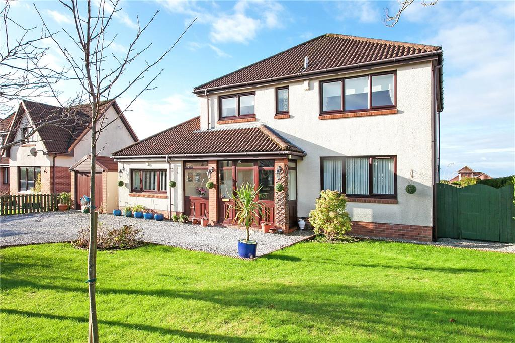 4 Bedrooms Detached House for sale in Sannox House, Paddockdyke, Skelmorlie, North Ayrshire