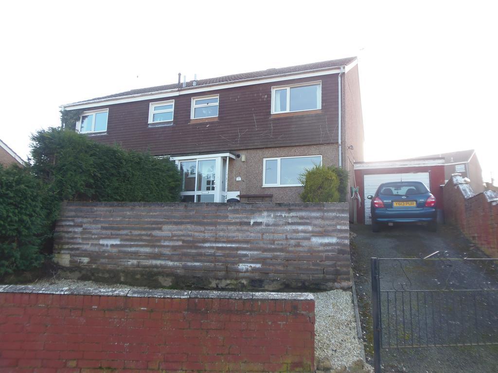 4 Bedrooms Semi Detached House for sale in 31 Winslow Road, BROMYARD, HR7