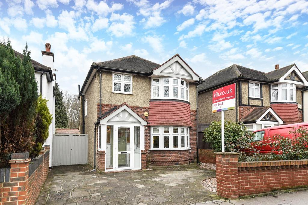 3 Bedrooms Detached House for sale in Bridle Road, Croydon, CR0