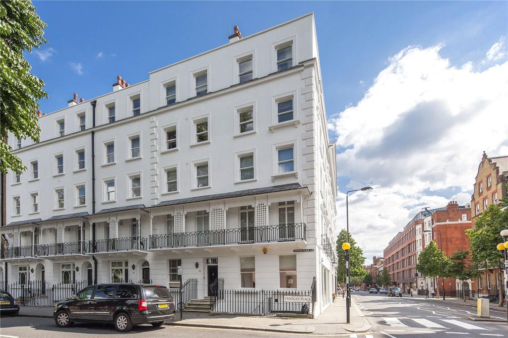 1 Bedroom Flat for sale in Royal Court House, 162 Sloane Street, London