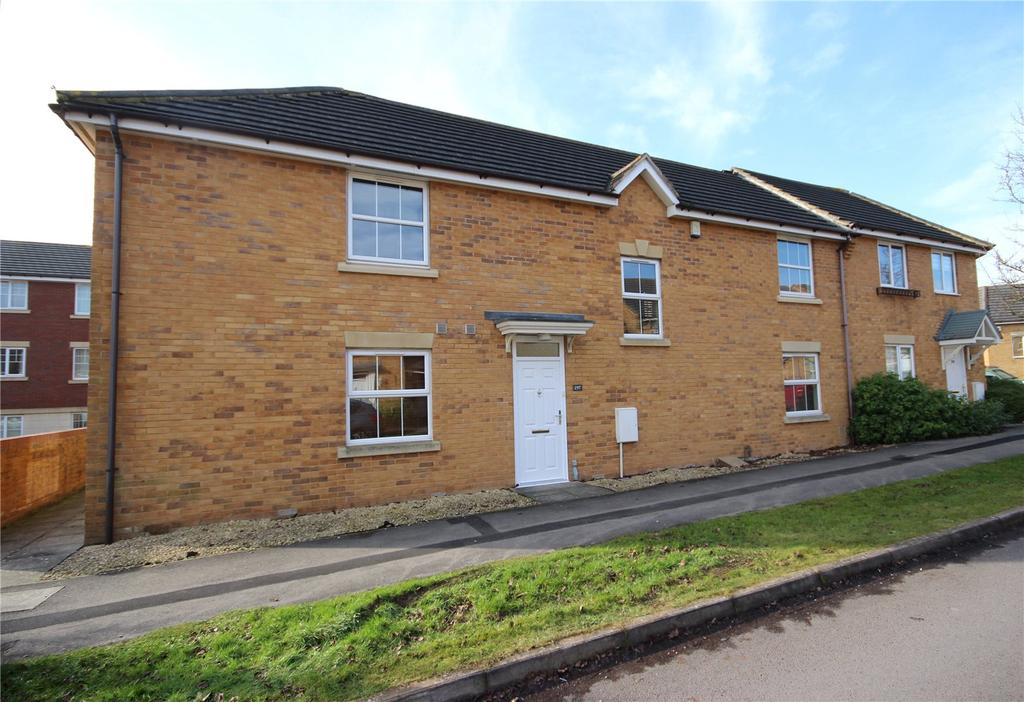 4 Bedrooms Terraced House for sale in Champs Sur Marne, Bradley Stoke, Bristol, BS32