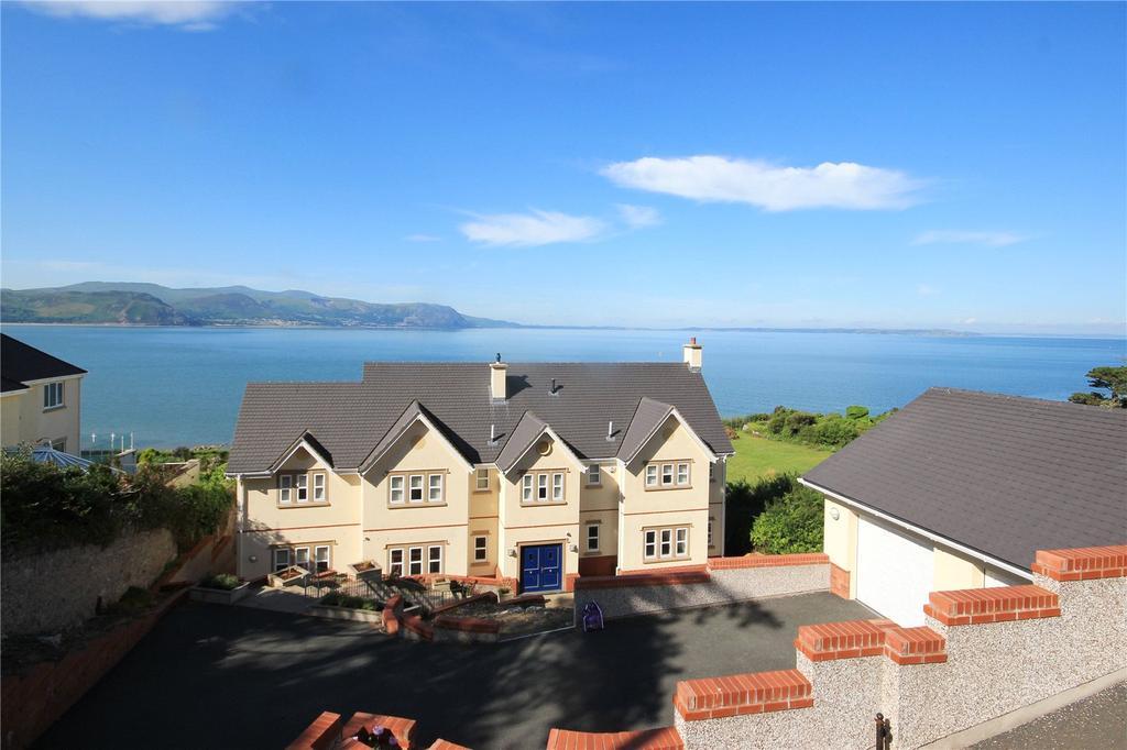 6 Bedrooms Detached House for sale in Llys Helyg Drive, Llandudno, Gwynedd