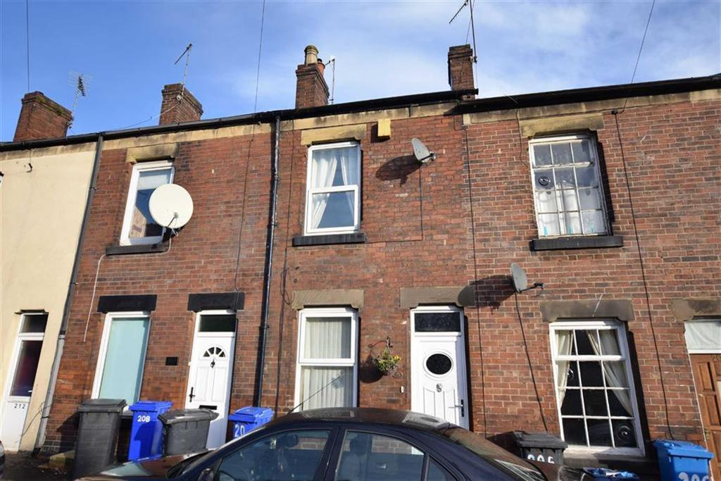 2 Bedrooms Terraced House for sale in Manchester Road, Sheffield, SHEFFIELD, S36