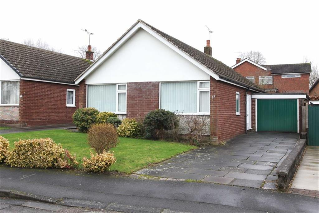 3 Bedrooms Detached Bungalow for sale in Mount Close, Nantwich, Cheshire