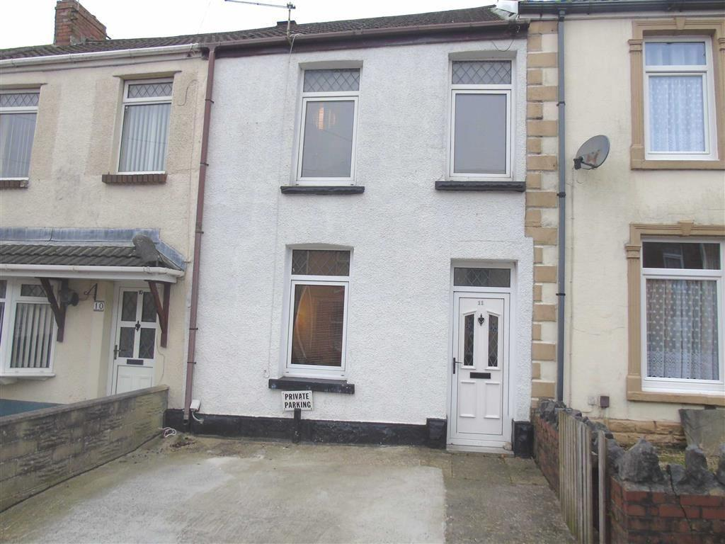 2 Bedrooms Terraced House for sale in Trewyddfa Terrace, Morriston, Swansea
