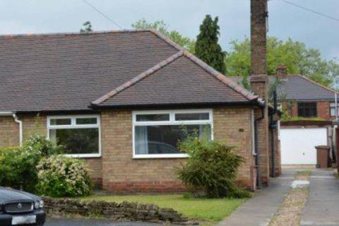 2 bedroom semi-detached bungalow to rent - Haydon Close, Willerby, Hull HU10