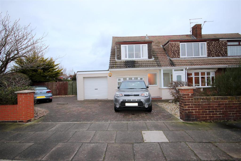 5 Bedrooms Semi Detached House for sale in Castleton Road, Hartlepool