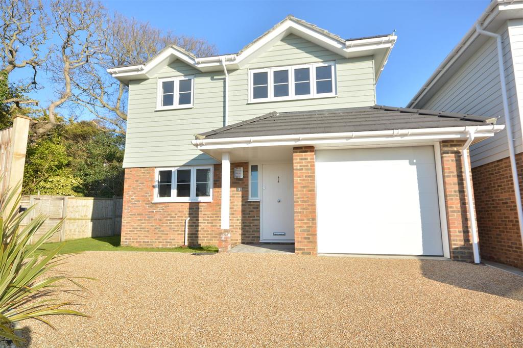 4 Bedrooms Detached House for sale in Collinswood Drive, Hastings