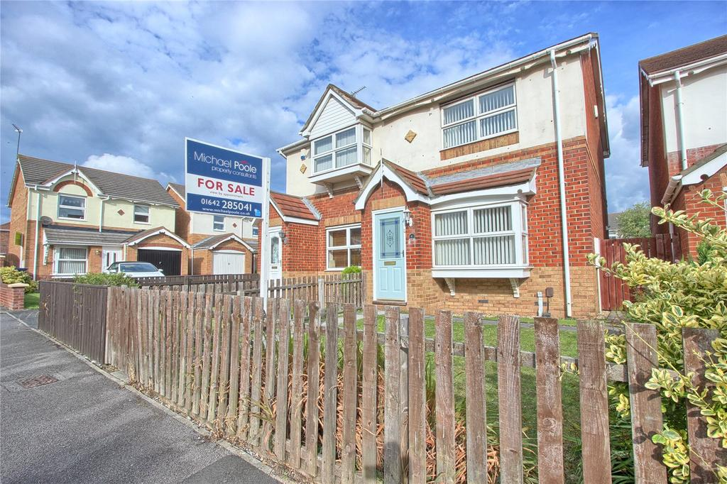 2 Bedrooms Semi Detached House for sale in Althorp, Redcar