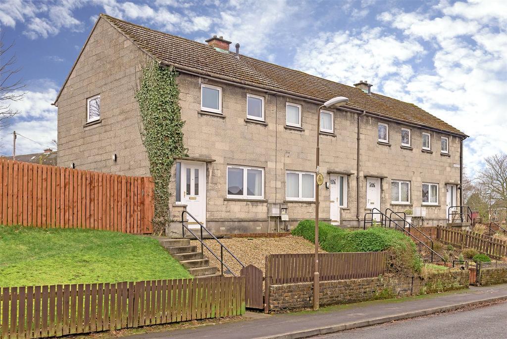 2 Bedrooms End Of Terrace House for sale in 8 Broompark Road, East Calder, Livingston, EH53