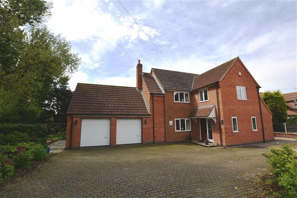 5 Bedrooms Detached House for sale in Kirklington Road, Hockerton, Nottinghamshire, NG25